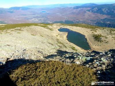 Peña Citores-Cumbres y Lagunas Peñalara; parque natural ordesa y monte perdido embalse del atazar